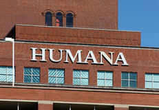 Humana World Headquarters Building Royalty Free Stock Photography
