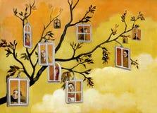 Humanidad de la propiedad horizontal libre illustration