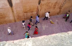 Humanidades indianas fotografia de stock royalty free