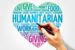 humanitair stock foto's