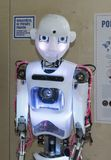Humanoid robot Royalty Free Stock Photography