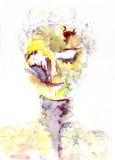 Humanoid royalty free illustration