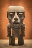 Humanoid Skulpture Imagenes de archivo
