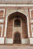 Humanyun's Tomb. In New Dehli India royalty free stock photos