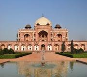 Humayan's Tomb Vertical Panorama, New Delhi India royalty free stock images