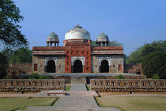 Humayun's Tomb in Interpretation Centre. Delhi. Part of the Humayun's Tomb in Interpretation Centre Stock Images