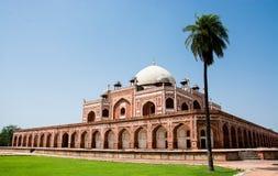 Humayun坟茔新的德里,印度 库存图片