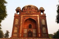 Humayun的坟茔在德里,一个神圣的站点,印度,亚洲 库存图片