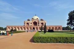 humayun τάφος της Ινδίας Στοκ Εικόνες
