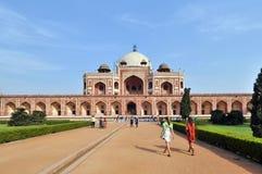 humayun τάφος της Ινδίας Στοκ Φωτογραφίες