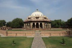 Humayun Grave na Índia de Nova Deli imagens de stock