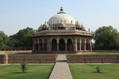 Humayun Grave na Índia de Nova Deli Fotos de Stock Royalty Free