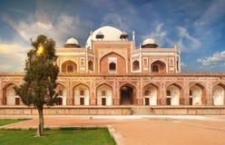 Humayun Grobowcowy New Delhi, India obrazy stock