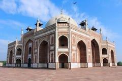 Humayun grobowiec, New Delhi Fotografia Royalty Free