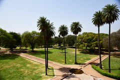 Humayun ` s坟茔在印度 免版税图库摄影