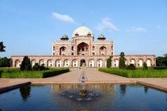 Humayun ` s grobowiec, New Delhi Fotografia Royalty Free