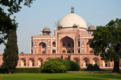 Humayun's Tomb. In New Delhi, India Stock Photos