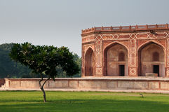 Humayun's Tomb. In New Delhi, India Royalty Free Stock Photography