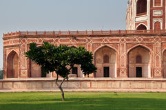 Humayun's Tomb. In New Delhi, India Stock Photo