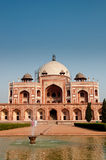 Humayun's Tomb. In New Delhi, India Royalty Free Stock Images