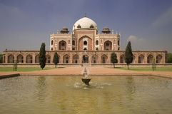 Humayun's Tomb. In New Delhi, India Royalty Free Stock Image