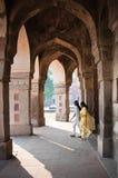 Humayun's Tomb Royalty Free Stock Photo