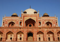 Humayun's Tomb. In Delhi, India is a UNESCO world heritage site Royalty Free Stock Image