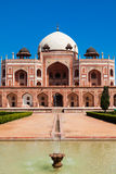 Humayun's Tomb. Delhi, India Royalty Free Stock Images