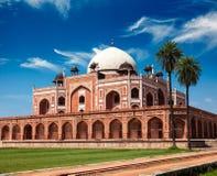 Humayun's Tomb. Delhi, India Royalty Free Stock Photography