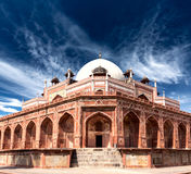 Humayun's Tomb. Delhi, India Stock Images