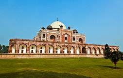 Humayun's Tomb in Delhi Stock Photography