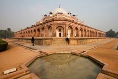 Humayun's Tomb in Delhi India. December 2012 Royalty Free Stock Photo