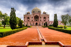 Humayun's Tomb in Delhi, India Stock Photo