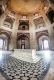 Humayun's Tomb in Delhi Royalty Free Stock Photo