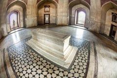 Humayun's Tomb in Delhi Stock Image