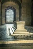 Humayun's Tomb in Delhi Stock Photos