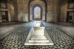 Humayun's Tomb in Delhi Royalty Free Stock Photography