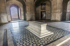 Humayun's Tomb in Delhi Stock Photography