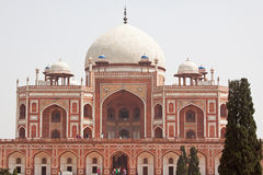 Humayuns Tomb in Delhi, India Royalty Free Stock Image