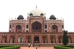 Humayun's Tomb  in Delhi India Stock Image