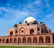 Humayun's Tomb. Delhi, India Royalty Free Stock Image