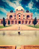 Humayun's Tomb. Delhi, India Royalty Free Stock Photography