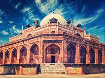 Humayun's Tomb. Delhi, India Royalty Free Stock Photos