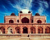 Humayun's Tomb. Delhi, India Royalty Free Stock Photo