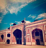 Humayun's Tomb, Delhi, India Royalty Free Stock Images