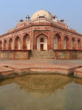 Humayun's Tomb in Delhi, India Stock Photography