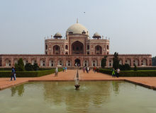 Humayun's Tomb, Delhi Royalty Free Stock Image