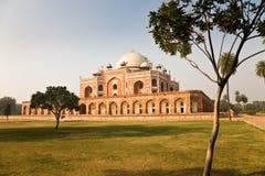 Humayun's tomb and garden, Delhi Stock Photo