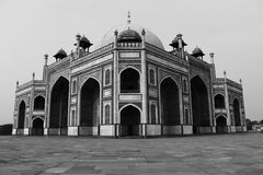 Humayun& x27;s Tomb royalty free stock images