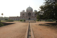Humayun's tomb, India Royalty Free Stock Images